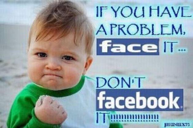 problems om facebook