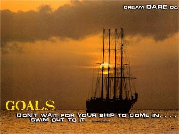 goals journey