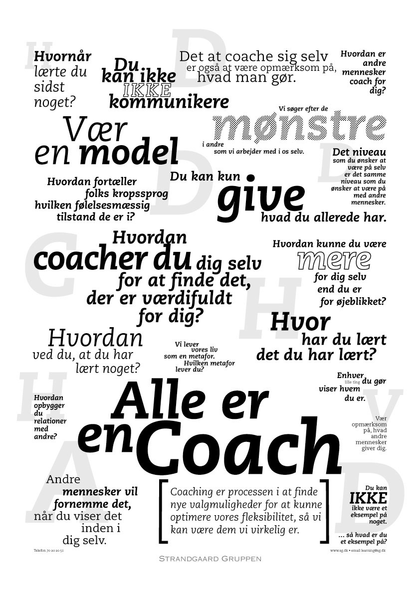 citater ledelse Kvinder vil have coaching – Mænd vil hellere have råd. | Gør en  citater ledelse