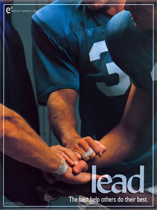 lead help others